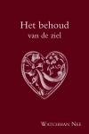 Het Behoud Van De Ziel - Watchman Nee, ISBN: 9789070005849